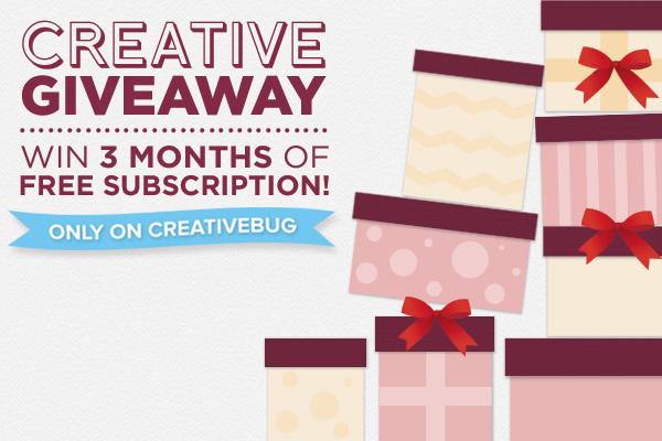 CreativeGiveaway_600x400